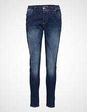 Please Jeans Nc Stockholm Str. Slim Jeans Blå PLEASE JEANS