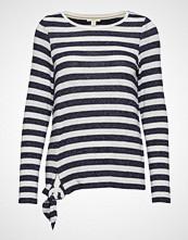 Esprit Casual T-Shirts Strikket Genser Hvit ESPRIT CASUAL