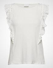 Vila Vilanna S/L Top T-shirts & Tops Sleeveless Hvit VILA
