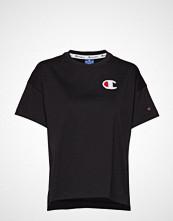 Champion Rochester Crewneck T-Shirt T-shirts & Tops Short-sleeved Svart CHAMPION ROCHESTER