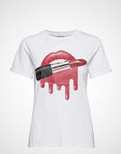 Sofie Schnoor T-Shirt T-shirts & Tops Short-sleeved Hvit SOFIE SCHNOOR