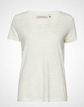 Noa Noa T-Shirt T-shirts & Tops Short-sleeved Hvit NOA NOA
