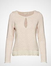 Odd Molly Treasure Tile Sweater Strikket Genser Rosa ODD MOLLY