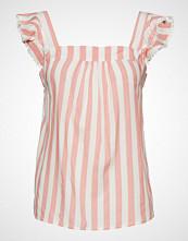 Vila Viharper S/L Top T-shirts & Tops Sleeveless Rosa VILA