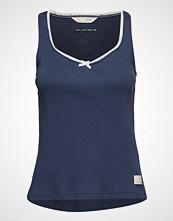Odd Molly Take A Bow Tank Top T-shirts & Tops Sleeveless Blå ODD MOLLY