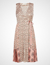 Odd Molly Funky Belle Dress Kort Kjole Rosa ODD MOLLY