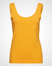 Soft Rebels Elle Tanktop T-shirts & Tops Sleeveless Gul SOFT REBELS