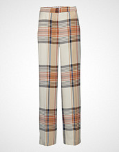 DESIGNERS, REMIX Frigg Pants Vide Bukser Multi/mønstret DESIGNERS, REMIX