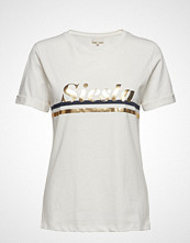Minus Jules Tee T-shirts & Tops Short-sleeved Hvit MINUS
