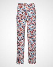 Stine Goya Marcel, 643 Printed Tailoring Bukser Med Rette Ben Multi/mønstret STINE GOYA