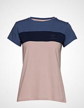 Hummel Hmladen T-Shirt S/S T-shirts & Tops Short-sleeved Rosa HUMMEL