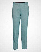 Esprit Collection Pants Woven Bukser Med Rette Ben Grønn ESPRIT COLLECTION