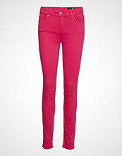 Armani Exchange Ax Woman Jeans Skinny Jeans Rosa Armani Exchange