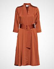 Gestuz Kamryngz Dress Ma19 Knelang Kjole Oransje GESTUZ