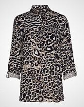 Esprit Collection Blouses Woven Bluse Langermet Beige ESPRIT COLLECTION