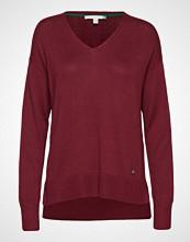 Esprit Casual Sweaters Strikket Genser Rød ESPRIT CASUAL
