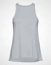 Skins Activewear Siken Womens Tank Top T-shirts & Tops Sleeveless Sølv SKINS