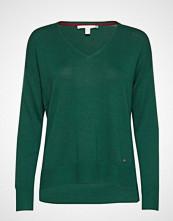 Esprit Casual Sweaters Strikket Genser Grønn ESPRIT CASUAL