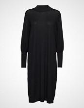 Gestuz Riangz Dress Strikket Kjole Svart GESTUZ