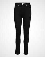 Calvin Klein Ckj 010 High Rise Sk Skinny Jeans Svart CALVIN KLEIN JEANS