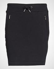 Calvin Klein Monogram Tape Skirt, Kort Skjørt Svart CALVIN KLEIN JEANS