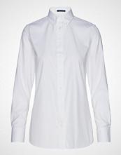 Gant Pinpoint Oxford Shirt Langermet Skjorte Hvit GANT