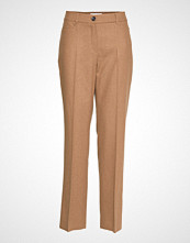 Gerry Weber Edition Leisure Trousers Lon Bukser Med Rette Ben Beige GERRY WEBER EDITION