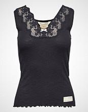 Odd Molly Rib-Eye Tank T-shirts & Tops Sleeveless Svart ODD MOLLY
