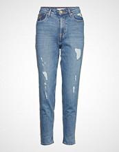 Tommy Hilfiger Gramercy Tapered Hw, Skinny Jeans Blå TOMMY HILFIGER