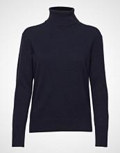 Filippa K Cashmere Roller Neck Sweater Høyhalset Pologenser Blå FILIPPA K