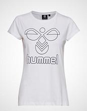 Hummel Hmlrose T-Shirt S/S T-shirts & Tops Short-sleeved Hvit HUMMEL