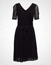 Esprit Collection Dresses Knitted Knelang Kjole Svart ESPRIT COLLECTION