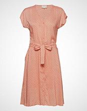 Minus Marli Dress Knelang Kjole Rosa MINUS