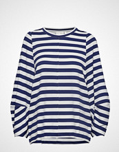 InWear Rabea Top T-shirts & Tops Long-sleeved Blå INWEAR