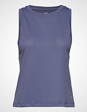 Casall Iconic Straight Tank T-shirts & Tops Sleeveless Blå CASALL