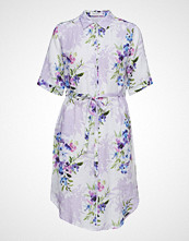 Gerry Weber Edition Dress Woven Fabric Knelang Kjole Lilla GERRY WEBER EDITION