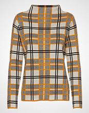 Gerry Weber Edition Pullover Long-Sleeve Strikket Genser Gul GERRY WEBER EDITION