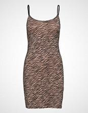 Rosemunde Strap Dress Kort Kjole Brun ROSEMUNDE