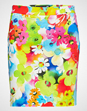 Love Moschino Love Moschino-Skirt Kort Skjørt Multi/mønstret LOVE MOSCHINO