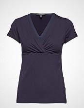 Esprit Collection T-Shirts T-shirts & Tops Short-sleeved Blå ESPRIT COLLECTION