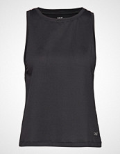 Casall Iconic Straight Tank T-shirts & Tops Sleeveless Svart CASALL