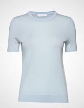 BOSS Business Wear Falyssa T-shirts & Tops Short-sleeved Blå BOSS BUSINESS WEAR