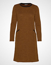 Fransa Frfinew 3 Dress Knelang Kjole Brun FRANSA