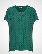 Signal Shirts Bluse Kortermet Grønn SIGNAL