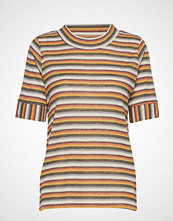 Ichi Ihverona Ss T-shirts & Tops Short-sleeved Multi/mønstret ICHI