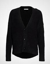 Edc by Esprit Sweaters Cardigan Strikkegenser Cardigan Svart EDC BY ESPRIT