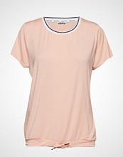 Kari Traa Rong Tee T-shirts & Tops Short-sleeved Rosa KARI TRAA