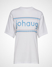 JOHAUG Active Tee 2.0 T-shirts & Tops Short-sleeved Hvit JOHAUG