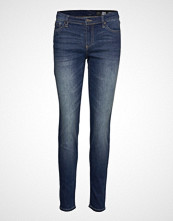 Armani Exchange Ax Woman Jeans Skinny Jeans Blå Armani Exchange