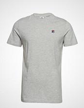 FILA Evan 2.0 Tee Ss T shirts Short sleeved Hvit FILA